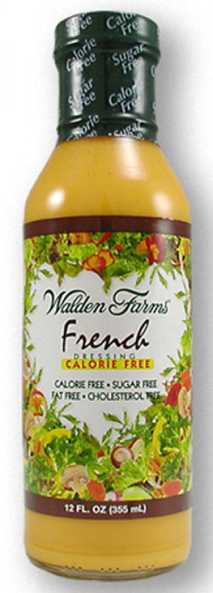 Walden Farms Salad Dressing French 12oz.