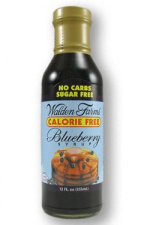 Walden Farms Blueberry Syrup 12oz.