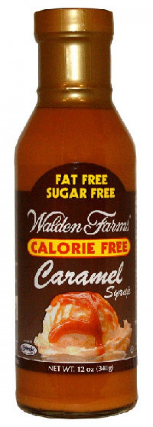 Walden Farms Caramel Syrup 12oz.