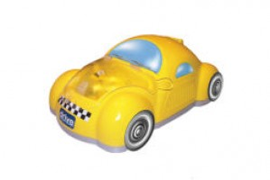 Checker Cab Pediatric Nebulizer
