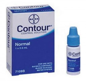 Bayer Contour Normal Control