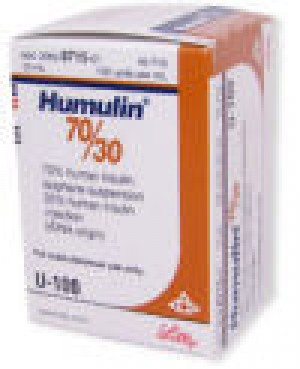 Humulin 70/30 (10ml vial)