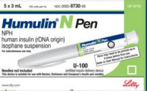 Humulin Pen NPH 3ml