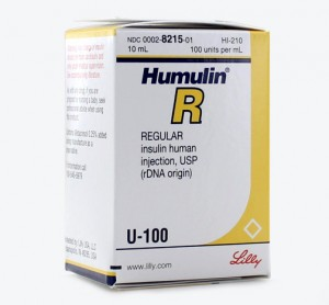 Humulin Regular (10ml vial)