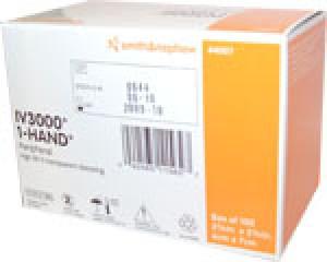 IV 3000 1Hand Transparent Dressings 100's