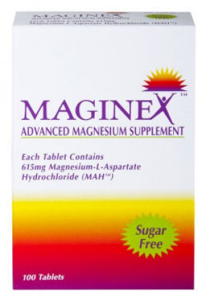 Maginex Tablets 615mg 100's