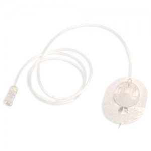 Medtronic Silhouette Luer Lock Infusion Set