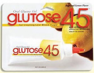 Glutose 45 Lemon 1 Tube